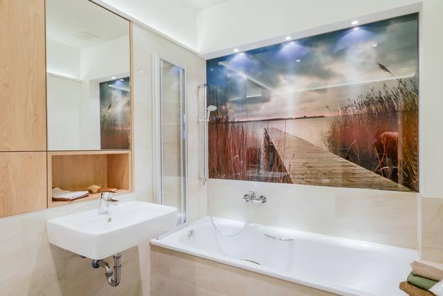 Badausstatter Berlin bad in berlin modern badezimmer berlin raumdeuter