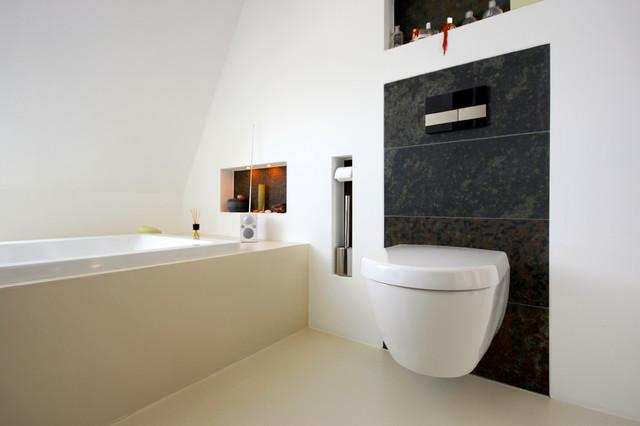 Badezimmer - Minimalistisch - Badezimmer - Dortmund - von ...