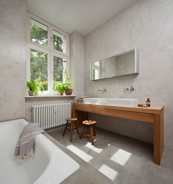 weinbergstra e potsdam modern badezimmer berlin von britta wei er innenarchitekten. Black Bedroom Furniture Sets. Home Design Ideas