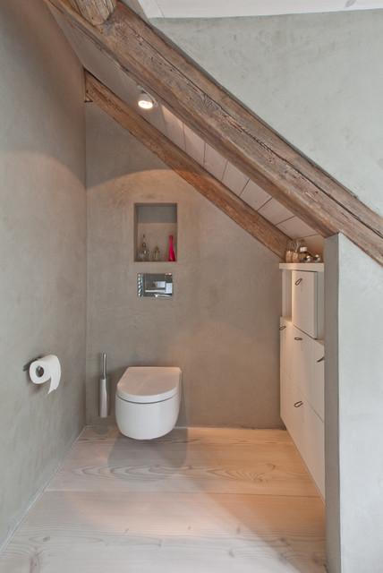 Badezimmer im Dachgeschoss - Modern - Badezimmer - Hamburg - von ...