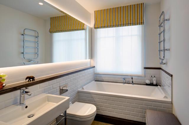 Badezimmer   Kinderbad Contemporary Bathroom