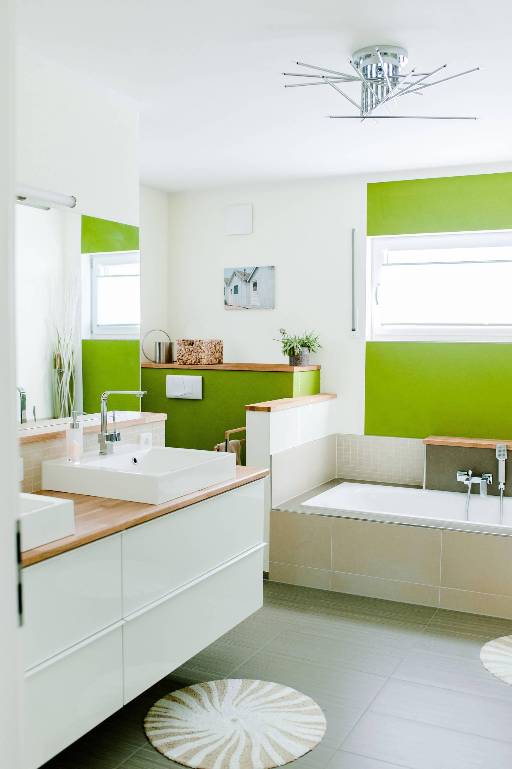 Badezimmer mit Natürlichkeit   Modern   Badezimmer   Nürnberg ...