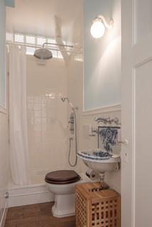 Kleine Landhausstil Badezimmer Ideen, Design & Bilder | Houzz