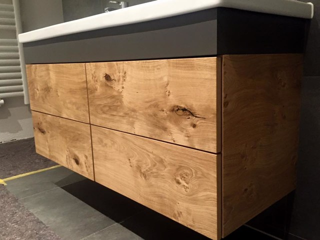 Badezimmer Modern Anthrazit ~ Ideen Für Die Innenarchitektur Ihres ... Anthrazit Badezimmer