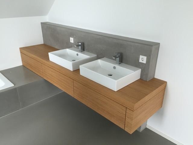 badm bel modern bathroom cologne by mcm design. Black Bedroom Furniture Sets. Home Design Ideas