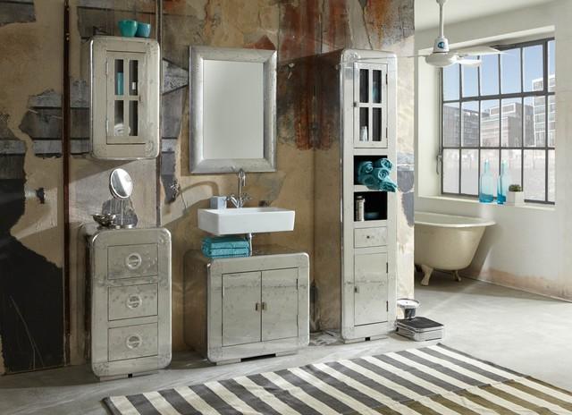 Badm bel industrial badezimmer hannover von style for Badezimmer style