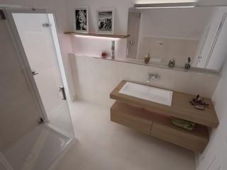 badplanung 3d l beck travem nde modern badezimmer. Black Bedroom Furniture Sets. Home Design Ideas