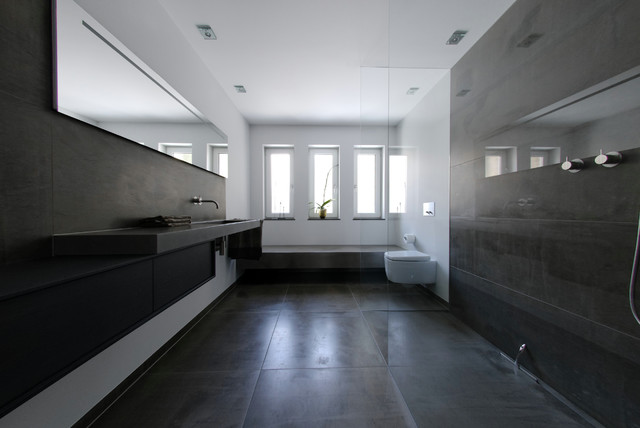 badplanung natursteinbad contemporary bathroom. Black Bedroom Furniture Sets. Home Design Ideas