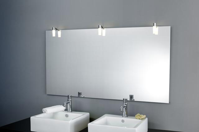 Schreiber Licht Design badspiegel mit spiegelleuchten modern badezimmer hannover