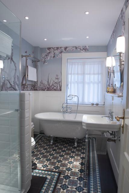 Badumbau in einem waldgut viktorianisch badezimmer - Badezimmer stuttgart ...