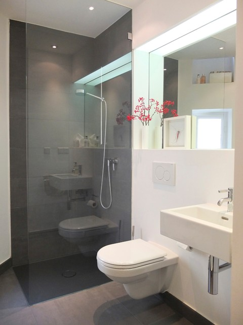 Berlin homestaging contemporain salle de bain other for Salle de bain home staging