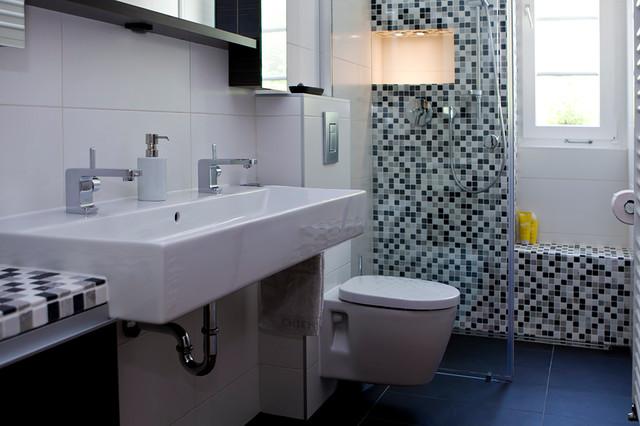 Berliner Altbau - Modern - Badezimmer - Berlin - von Badkultur Berlin