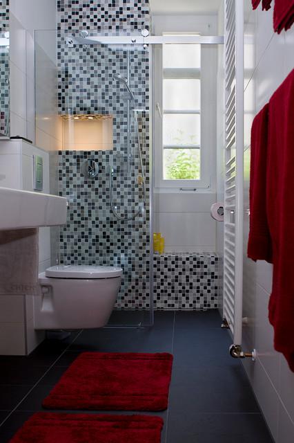 Berliner Altbau Modern Badezimmer