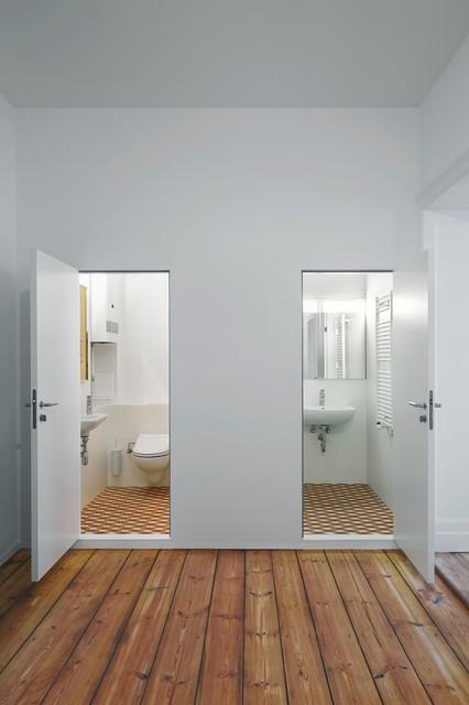 berliner altbau - eklektisch - badezimmer - berlin - von marc, Badezimmer
