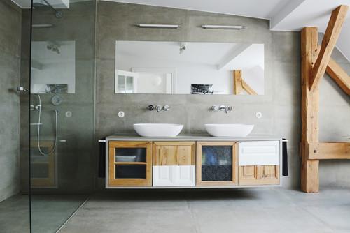 Houzz-Studie: Die Badezimmer-Trends 2018