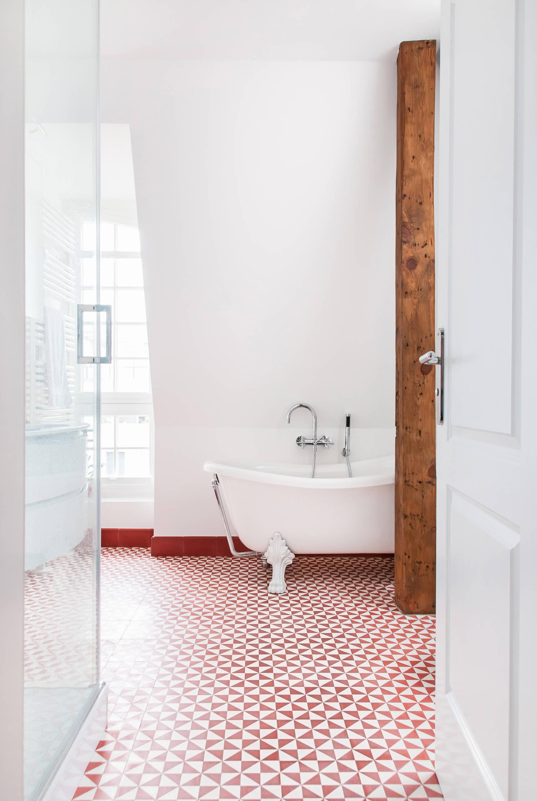 Wie Sockelleisten Küche und Badezimmer prägen