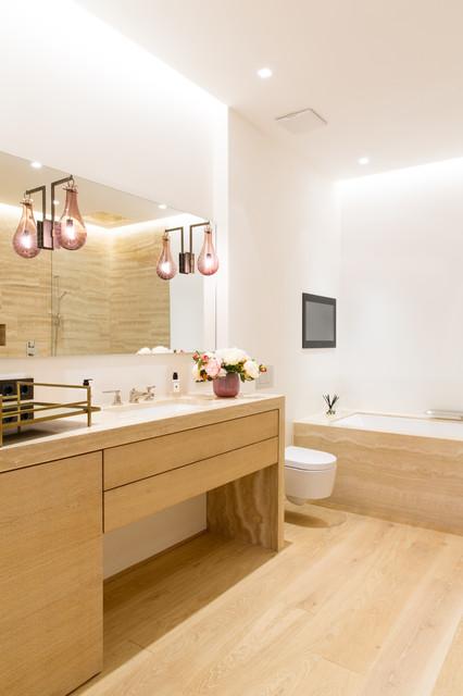 damenbad in münchen  modern  badezimmer  münchen  von
