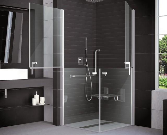 Dusche behindertengerecht - Modern - Badezimmer - Köln - von Bad ...