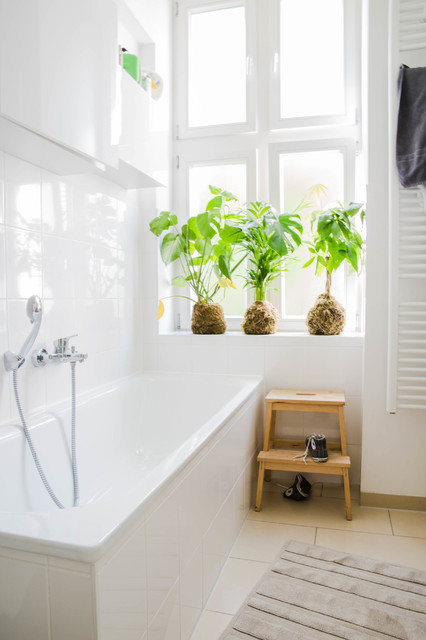 ein hauch von kapstadt modernes design trifft gr nderzeit wohnung modern badezimmer. Black Bedroom Furniture Sets. Home Design Ideas