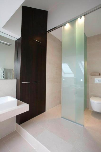 Einbauschr nke modern badezimmer berlin von for Badezimmer berlin