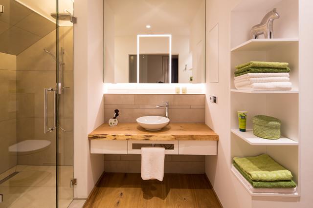 Einfamilienhaus Neubau - Modern - Badezimmer - Bremen - von schulz.rooms