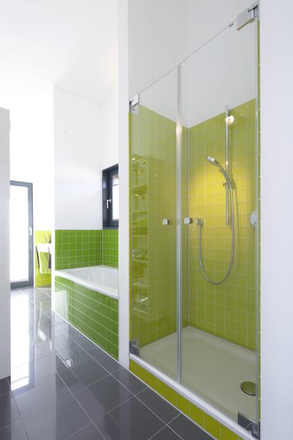 Einfamilienhaus pr05 modern badezimmer stuttgart - Badezimmer stuttgart ...