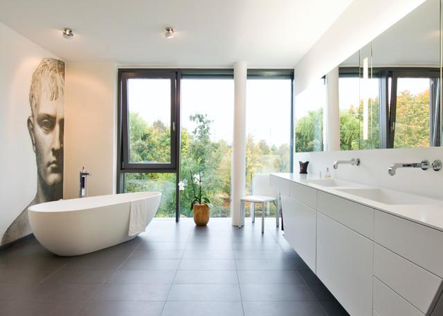 Freistehende Badewanne BW-01-XL - Modern - Badezimmer - Berlin - von ...