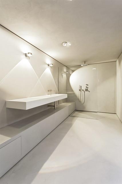 Fugenlose b der modern badezimmer stuttgart von - Badezimmer stuttgart ...