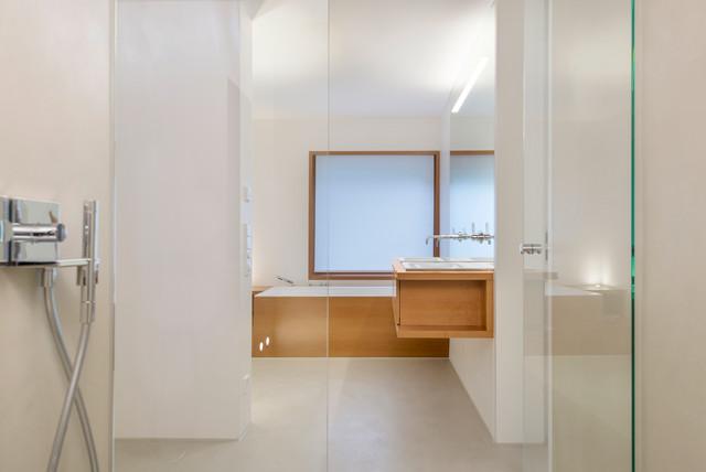fugenlose b der modern badezimmer stuttgart von maler hoffmann gmbh. Black Bedroom Furniture Sets. Home Design Ideas