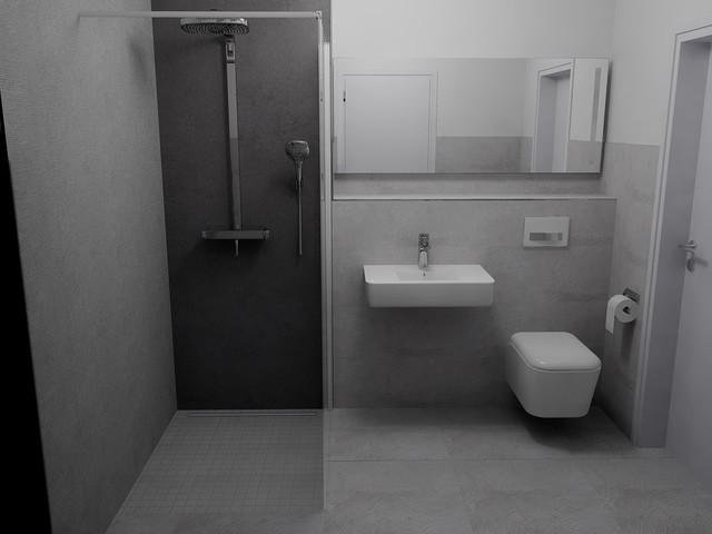 Fugenlose Dusche Contemporary Bathroom Dresden By Fliesen