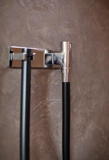 fugenlose dusche in wasserfestem putz modern badezimmer k ln von verwandlung remmers. Black Bedroom Furniture Sets. Home Design Ideas