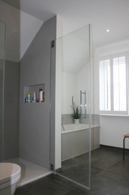 Fugenlose Dusche und mehr... - Modern - Badezimmer - Köln - von ...
