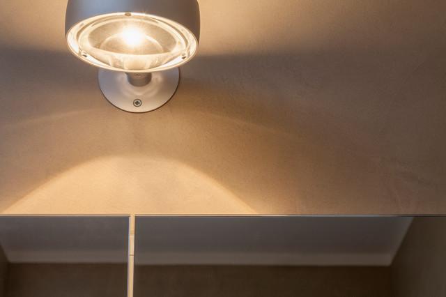 fugenloses bad mit beton cir contemporary bathroom. Black Bedroom Furniture Sets. Home Design Ideas