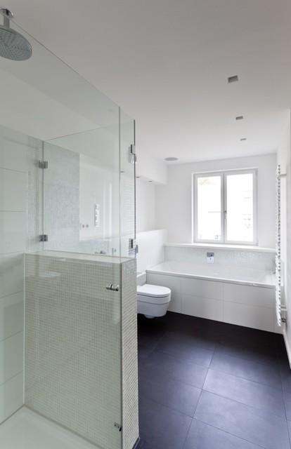 geschosswohnungsbau, köln-sülz - modern - badezimmer - köln - von