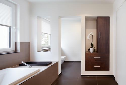 Feng Shui im Bad, Tipps zu Lage und Ausstattung eines Feng Shui Bades.