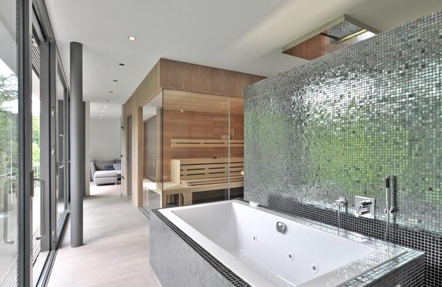 Haus K. - Modern - Badezimmer - Köln - von STUFE 4 ARCHITEKTUR