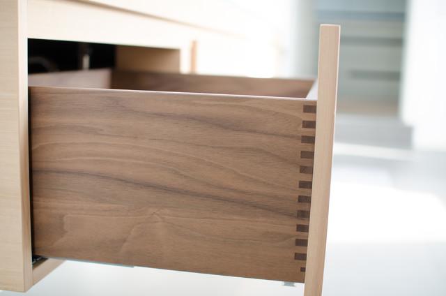 Holz im Bad - Modern - Badezimmer - Düsseldorf - von ...