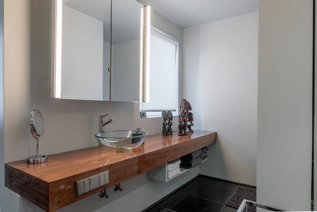 Miaoge bad wc led feuchtigkeit spiegelleuchten minimalistisch mode