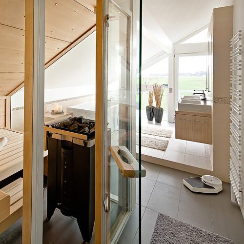 Home-Spa in Neuss - Wellness für Zuhause, Sauna in der Schräde
