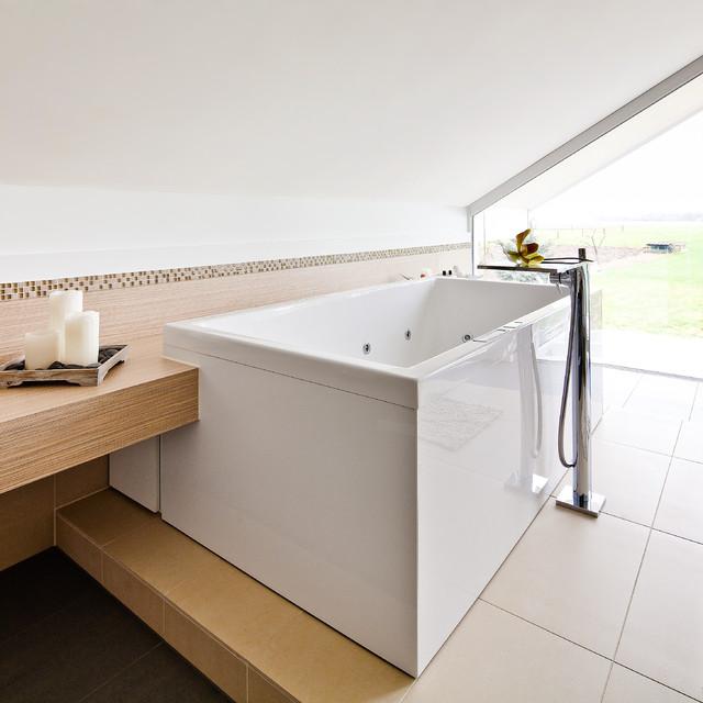 Home-Spa in Neuss - Wellness für Zuhause modern-badezimmer