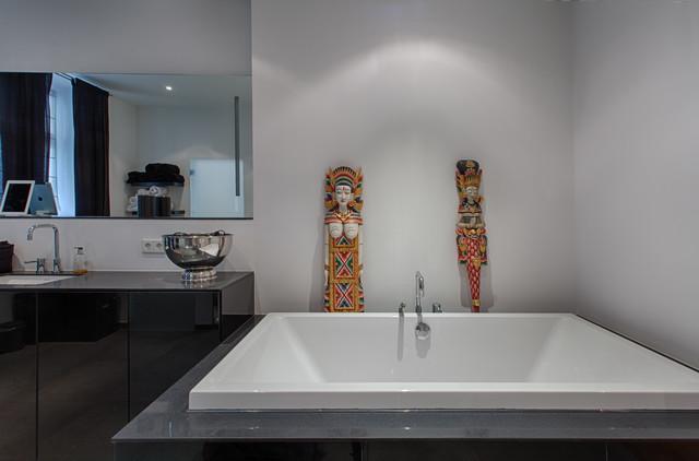Merveilleux Homestory Für Houzz München Lehel Modern Badezimmer