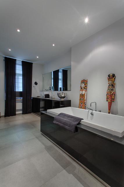 homestory für houzz münchen lehel - modern - badezimmer - münchen