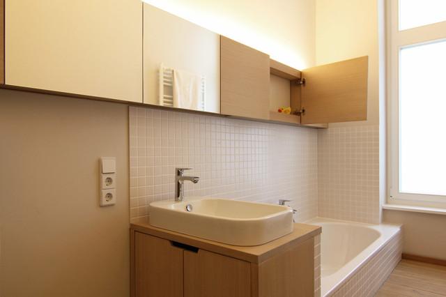 Innenarchitektur f r badezimmer in berlin modern - Innenarchitektur badezimmer ...