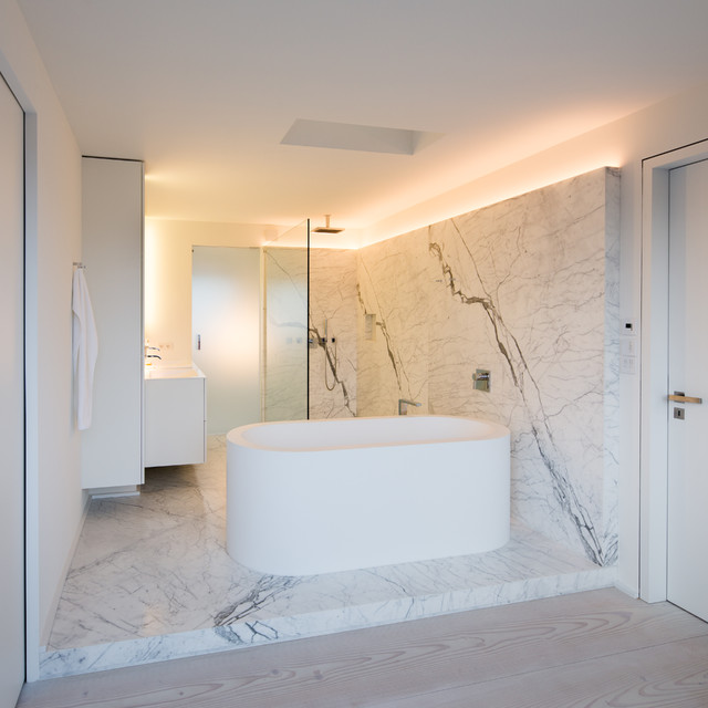 innenarchitektur penthouse berlin scandinavian. Black Bedroom Furniture Sets. Home Design Ideas