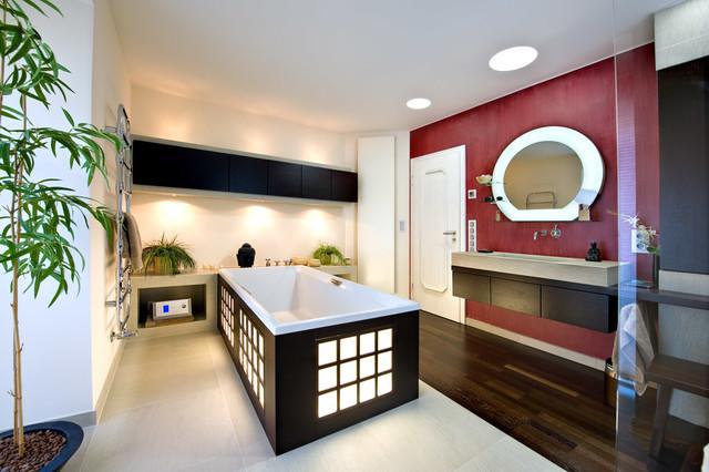 innenaubau wohnungen in berlin und m nchen asiatisch. Black Bedroom Furniture Sets. Home Design Ideas