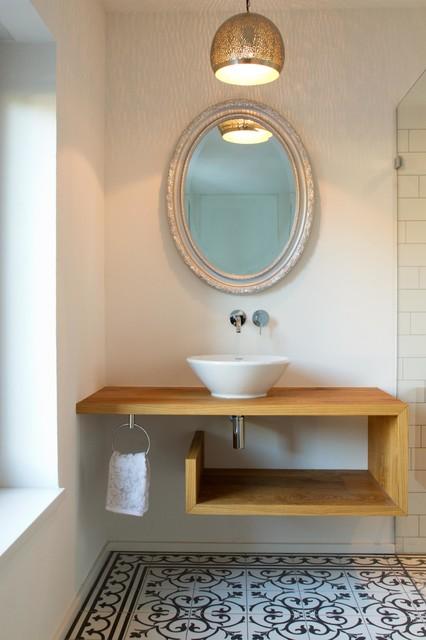 Innenausbau privatwohnung modern badezimmer stuttgart von liebwerk - Badezimmer stuttgart ...