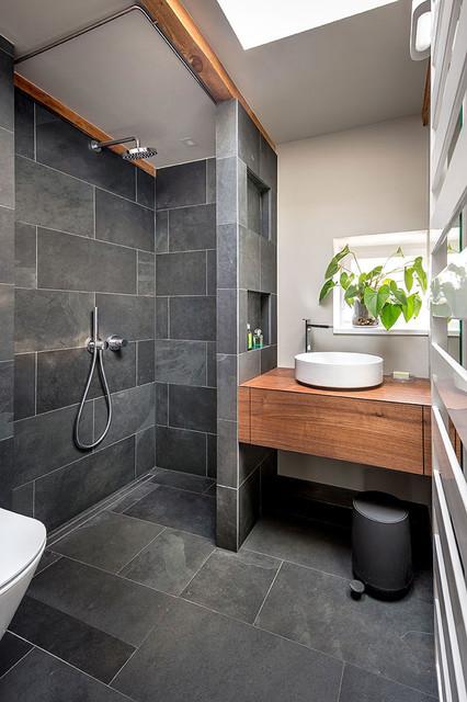 Kleines Badezimmer - Modern - Badezimmer - Berlin - von ...