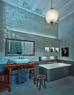 Asiatische Badezimmer Ideen, Design & Bilder   Houzz