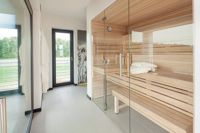 Frechen Musterhaus luxhaus musterhaus frechen köln contemporary bathroom
