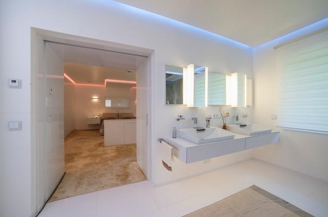 Luxus Badezimmer Design moderner Luxus im Bad ...